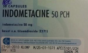 Indométacine